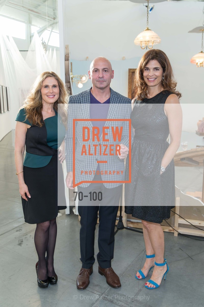 Jamie Lunder, Michael Grassia, Wendi Norris, Gala Vernissage & Varnished The After Party Presented by SFAI, Fort Mason. Pier 2, May 14th, 2015,Drew Altizer, Drew Altizer Photography, full-service agency, private events, San Francisco photographer, photographer california