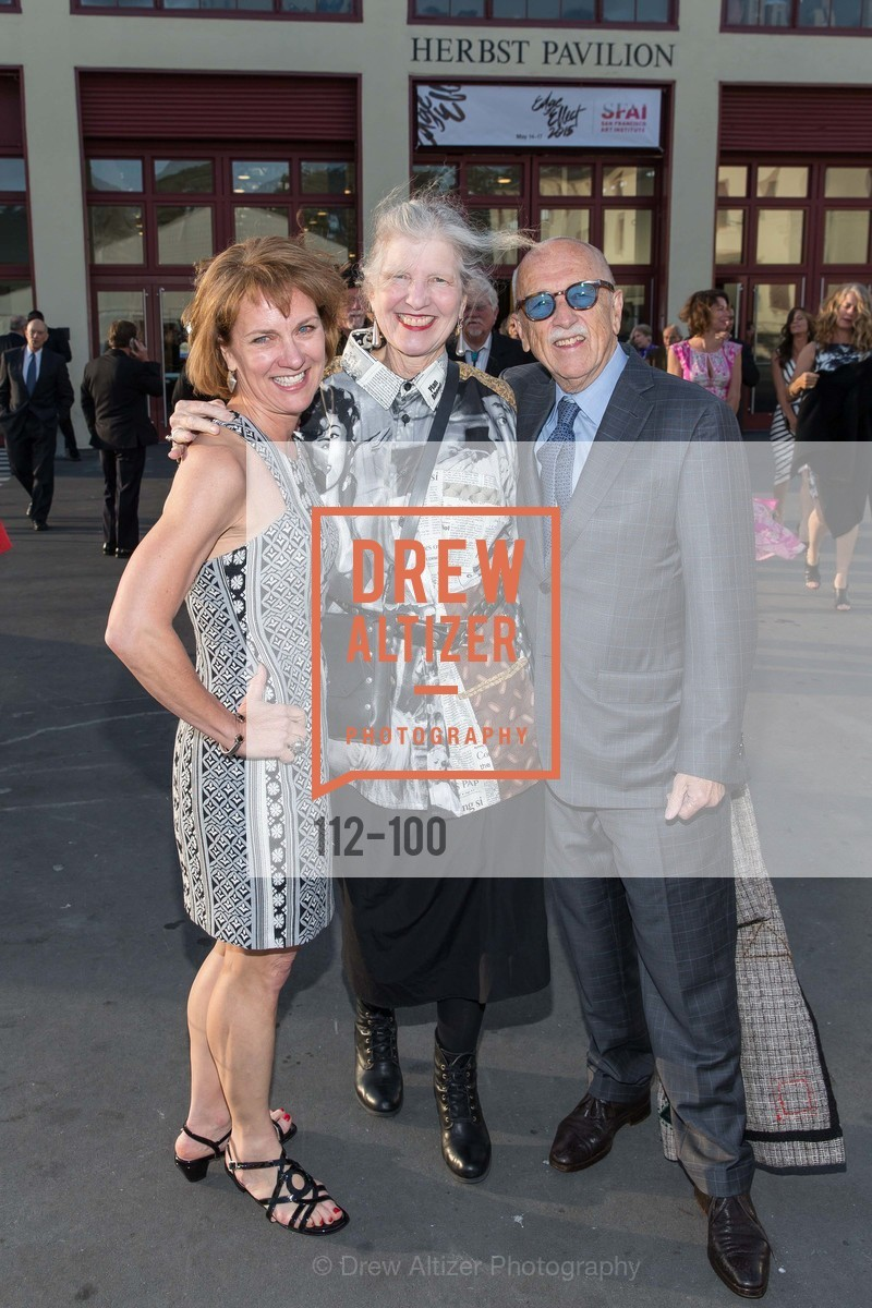 Lee Gregory, Leah Garchik, Wilkes Bashford, Gala Vernissage & Varnished The After Party Presented by SFAI, Fort Mason. Pier 2, May 14th, 2015,Drew Altizer, Drew Altizer Photography, full-service agency, private events, San Francisco photographer, photographer california