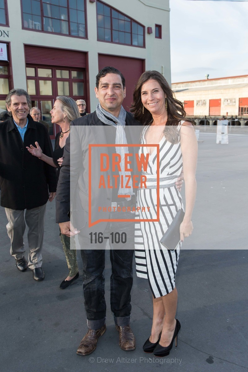 Alex Zecca, Margi Heldfond, Gala Vernissage & Varnished The After Party Presented by SFAI, Fort Mason. Pier 2, May 14th, 2015,Drew Altizer, Drew Altizer Photography, full-service agency, private events, San Francisco photographer, photographer california