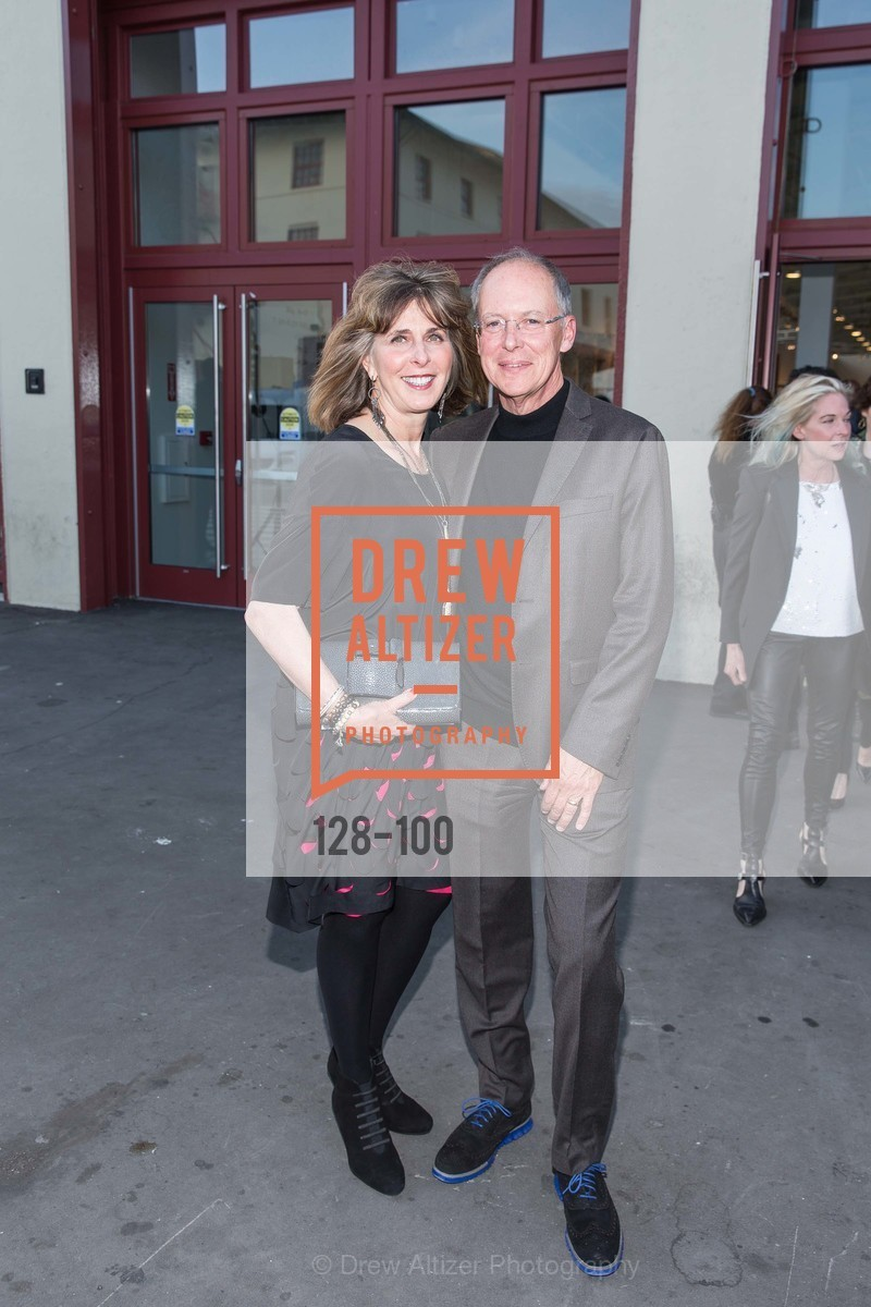 Bonnie Levinson, Charles Desmarais, Gala Vernissage & Varnished The After Party Presented by SFAI, Fort Mason. Pier 2, May 14th, 2015,Drew Altizer, Drew Altizer Photography, full-service agency, private events, San Francisco photographer, photographer california