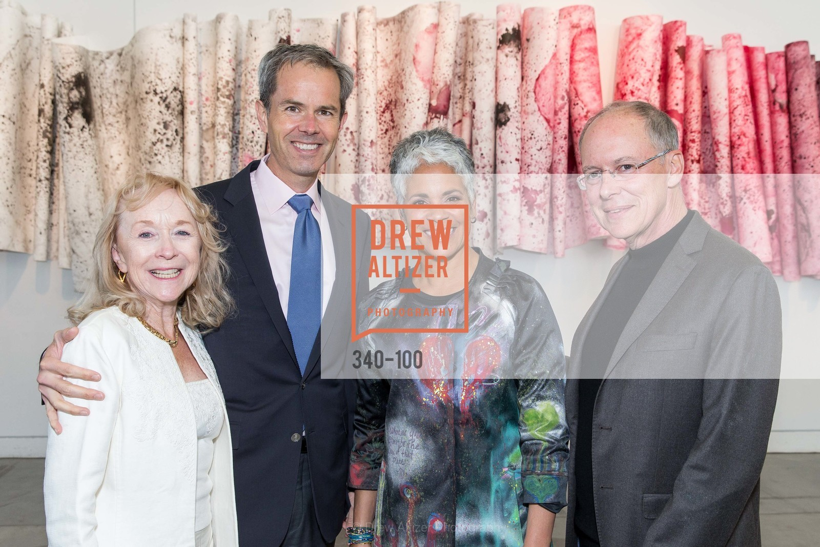 Cynthia Plevin, Jay Kern, Dana King, Charles Desmarais, Gala Vernissage & Varnished The After Party Presented by SFAI, Fort Mason. Pier 2, May 14th, 2015,Drew Altizer, Drew Altizer Photography, full-service agency, private events, San Francisco photographer, photographer california