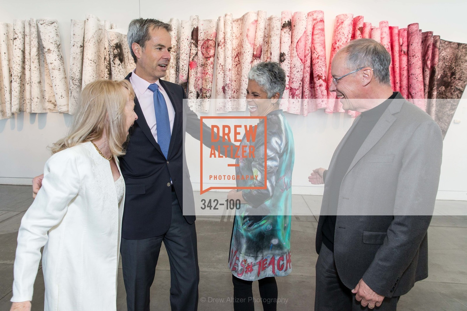 Cynthia Plevin, Jay Kern, Dana King, Charles Desmarais, Gala Vernissage & Varnished The After Party Presented by SFAI, Fort Mason. Pier 2, May 14th, 2015,Drew Altizer, Drew Altizer Photography, full-service event agency, private events, San Francisco photographer, photographer California