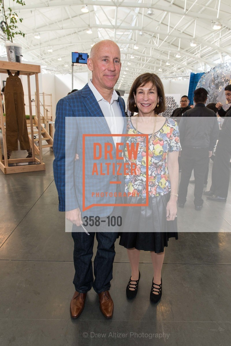 Bob Stallings, Sue Moldaw, Gala Vernissage & Varnished The After Party Presented by SFAI, Fort Mason. Pier 2, May 14th, 2015,Drew Altizer, Drew Altizer Photography, full-service agency, private events, San Francisco photographer, photographer california