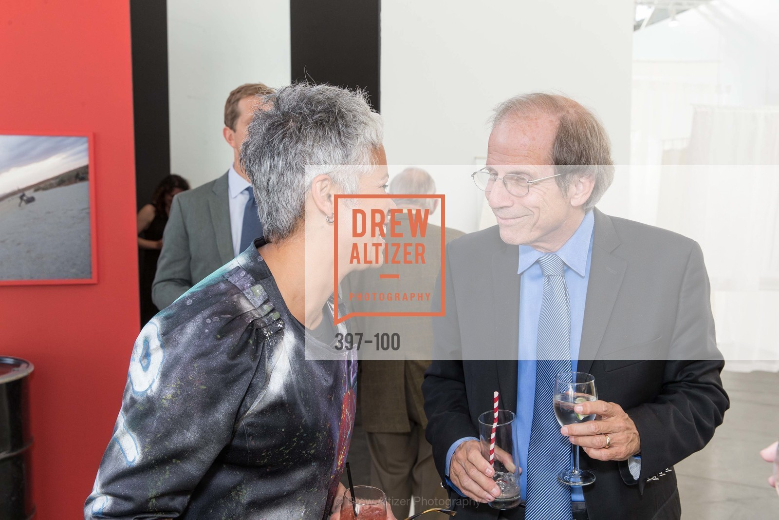 Dana King, Michael Krasny, Gala Vernissage & Varnished The After Party Presented by SFAI, Fort Mason. Pier 2, May 14th, 2015,Drew Altizer, Drew Altizer Photography, full-service event agency, private events, San Francisco photographer, photographer California