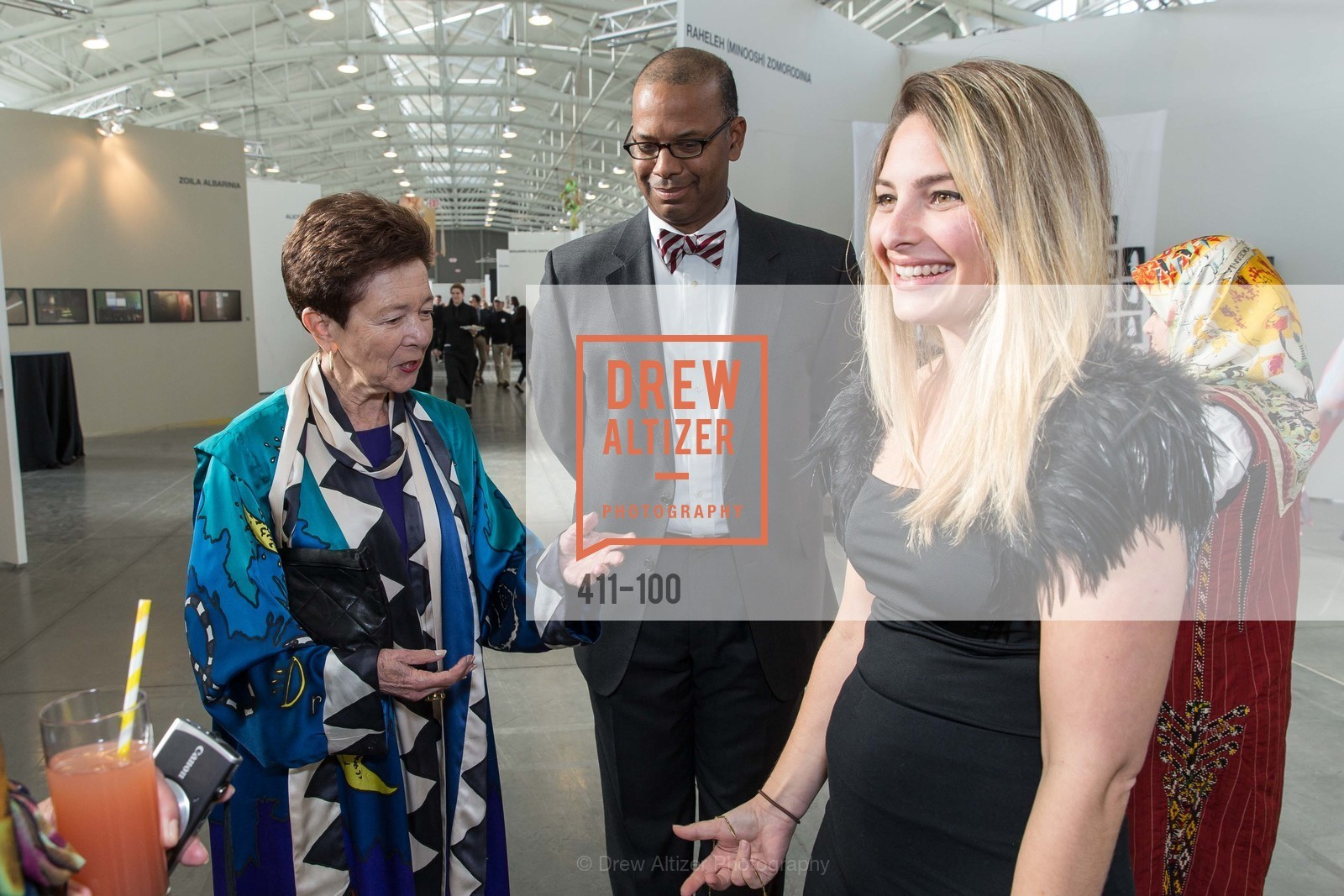 Cissie Swig, Scott Sillers, Jordan Arendas, Gala Vernissage & Varnished The After Party Presented by SFAI, Fort Mason. Pier 2, May 14th, 2015,Drew Altizer, Drew Altizer Photography, full-service agency, private events, San Francisco photographer, photographer california