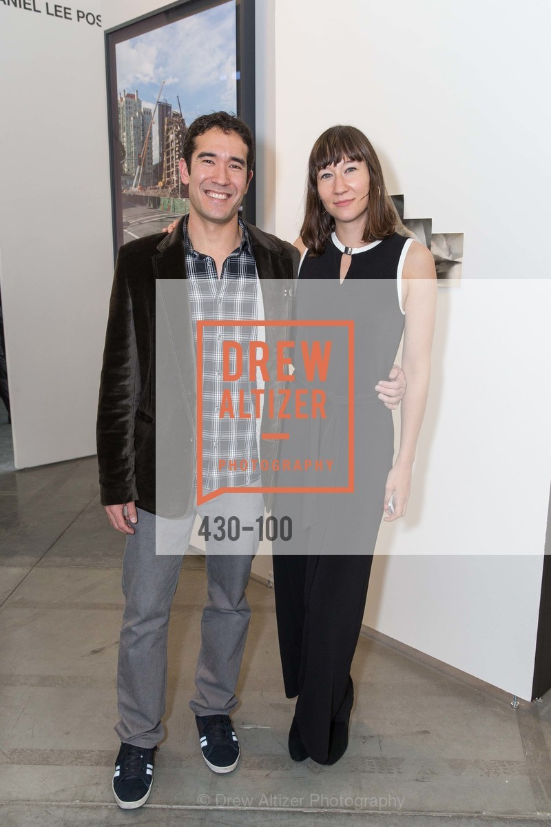 Daniel Lee Postaer, Rachelle Bussieres, Gala Vernissage & Varnished The After Party Presented by SFAI, Fort Mason. Pier 2, May 14th, 2015,Drew Altizer, Drew Altizer Photography, full-service agency, private events, San Francisco photographer, photographer california