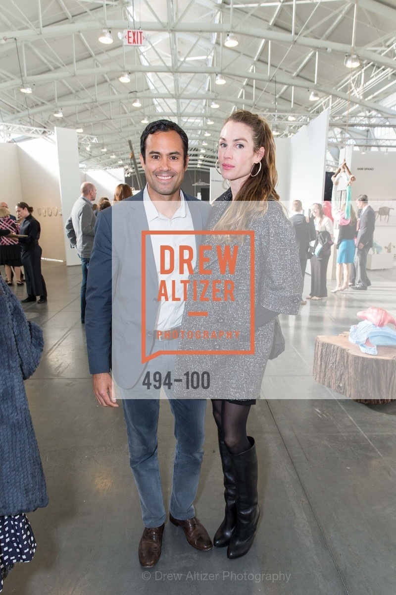 Mark McDonald, Lucia McDonald, Gala Vernissage & Varnished The After Party Presented by SFAI, Fort Mason. Pier 2, May 14th, 2015,Drew Altizer, Drew Altizer Photography, full-service agency, private events, San Francisco photographer, photographer california