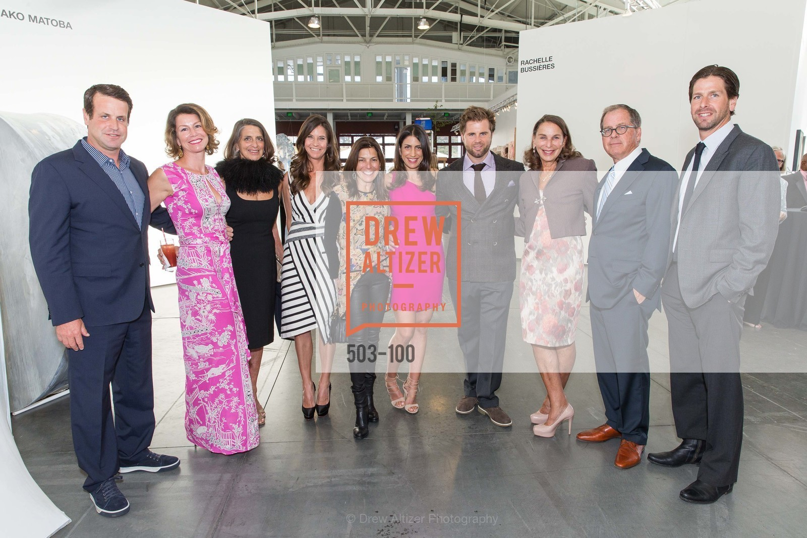 Nick Heldfond, Simone LaCorte, Sari Swig, Susan Swig, Liza Cannata, Joey Cannata, Gala Vernissage & Varnished The After Party Presented by SFAI, Fort Mason. Pier 2, May 14th, 2015,Drew Altizer, Drew Altizer Photography, full-service event agency, private events, San Francisco photographer, photographer California
