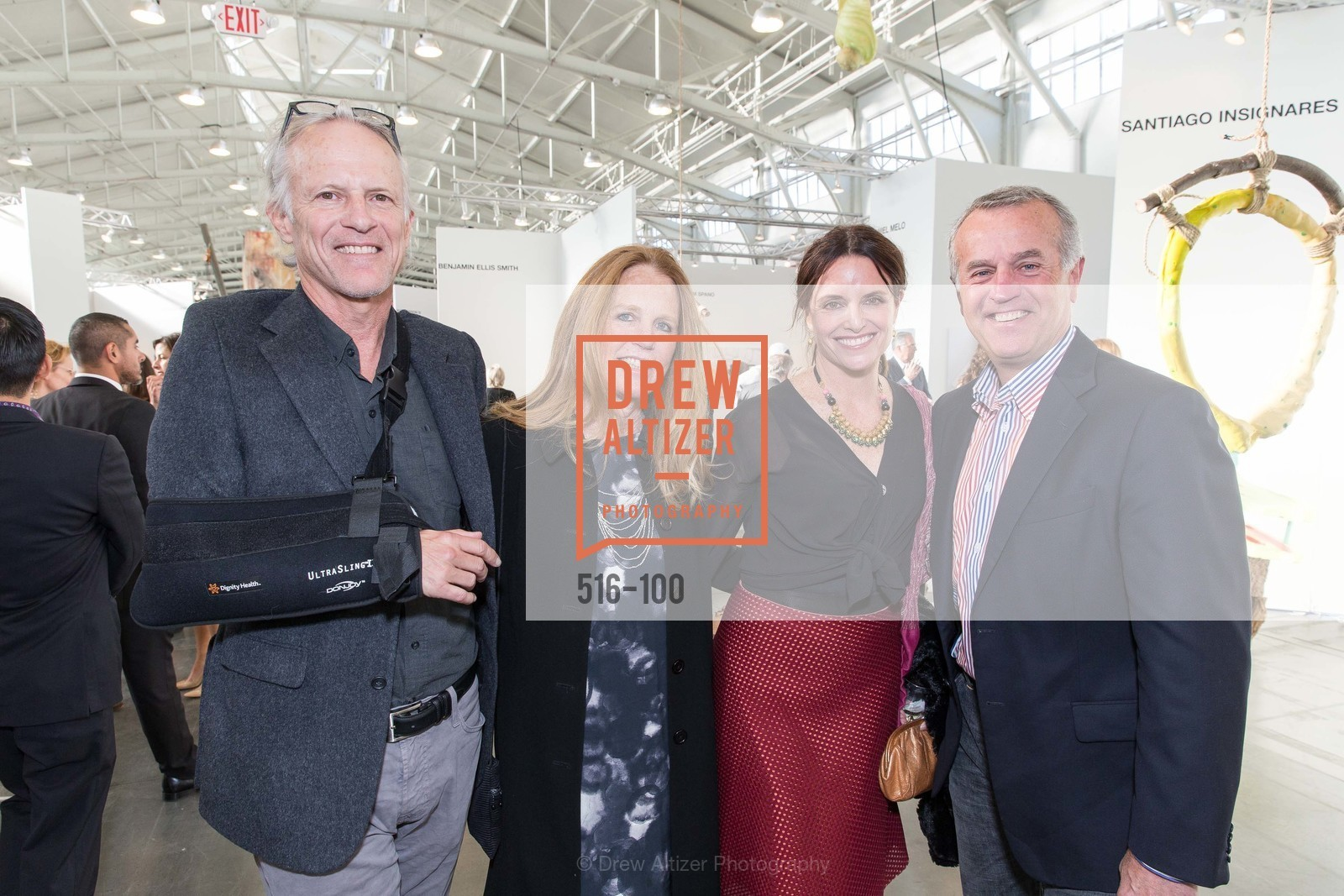 John Hood, Kirby Walker, Carla Crane, Paul Danielson, Gala Vernissage & Varnished The After Party Presented by SFAI, Fort Mason. Pier 2, May 14th, 2015,Drew Altizer, Drew Altizer Photography, full-service agency, private events, San Francisco photographer, photographer california