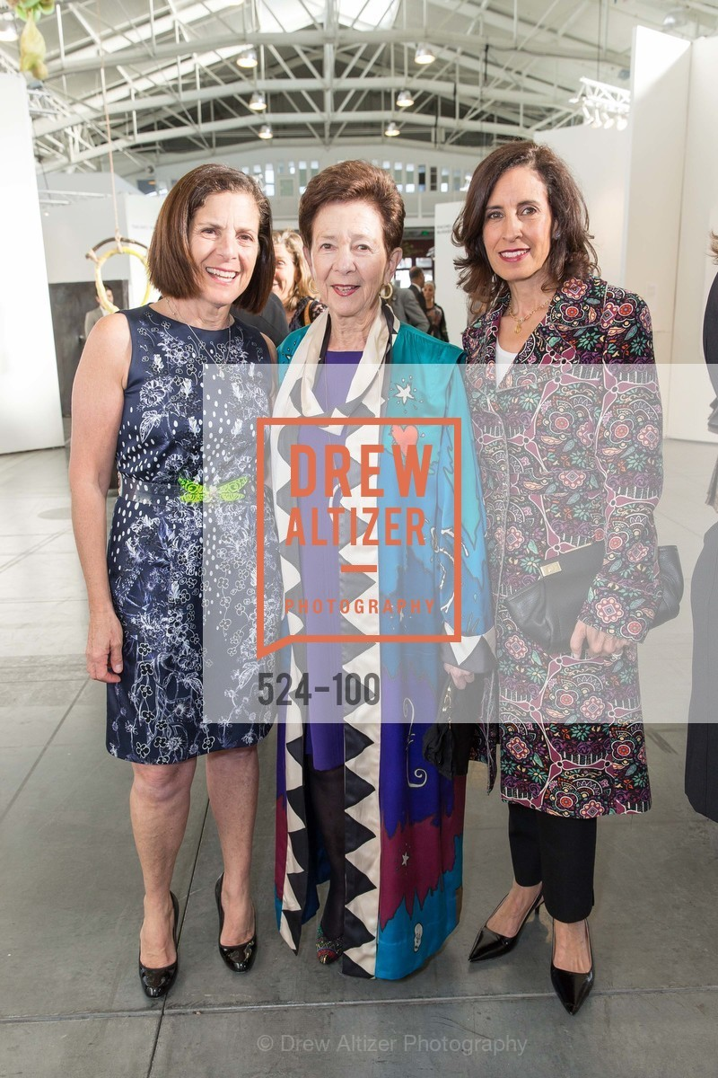 Marjorie Swig, Cissie Swig, Darian Swig, Gala Vernissage & Varnished The After Party Presented by SFAI, Fort Mason. Pier 2, May 14th, 2015,Drew Altizer, Drew Altizer Photography, full-service event agency, private events, San Francisco photographer, photographer California