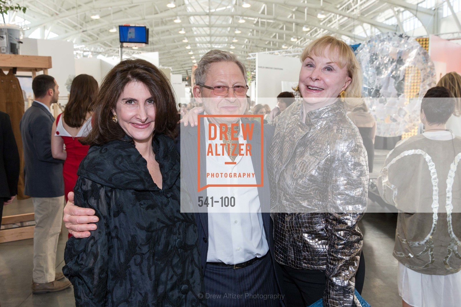 Leslie Meyerovich, Alex Meyerovich, Shelby Gans, Gala Vernissage & Varnished The After Party Presented by SFAI, Fort Mason. Pier 2, May 14th, 2015,Drew Altizer, Drew Altizer Photography, full-service agency, private events, San Francisco photographer, photographer california
