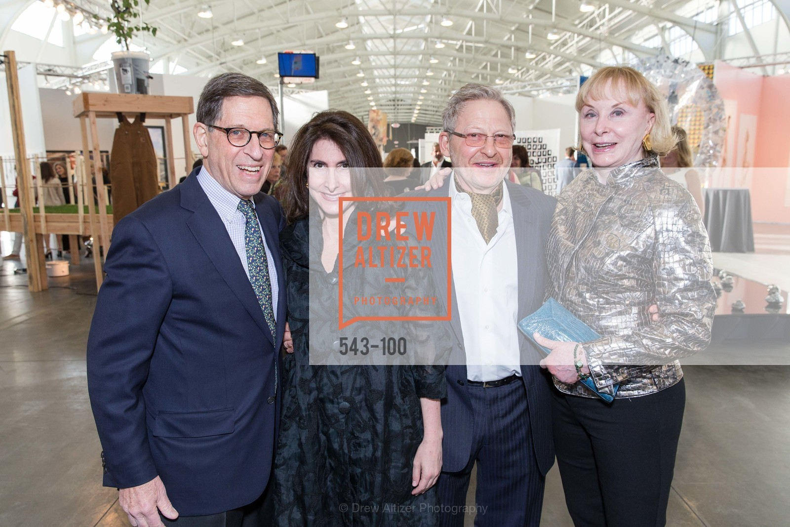 Fred Gans, Leslie Meyerovich, Alex Meyerovich, Shelby Gans, Gala Vernissage & Varnished The After Party Presented by SFAI, Fort Mason. Pier 2, May 14th, 2015,Drew Altizer, Drew Altizer Photography, full-service agency, private events, San Francisco photographer, photographer california