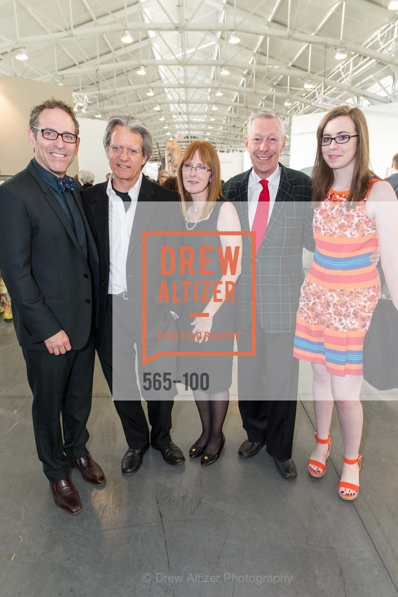 Karl Ronn, Dennis Boyle, Elizabeth Ronn, Doug Given, Juliana Ronn, Gala Vernissage & Varnished The After Party Presented by SFAI, Fort Mason. Pier 2, May 14th, 2015,Drew Altizer, Drew Altizer Photography, full-service agency, private events, San Francisco photographer, photographer california