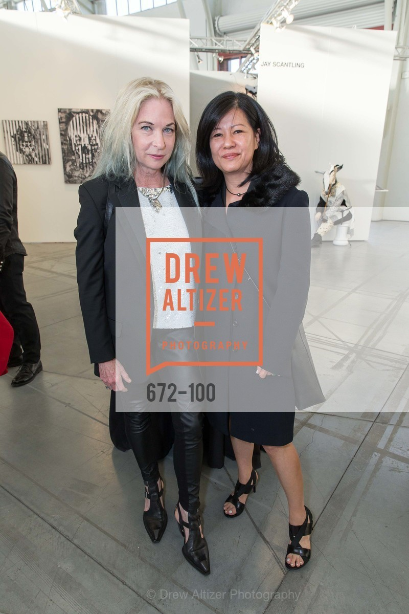 Cheryl Haines, Joy Ou, Gala Vernissage & Varnished The After Party Presented by SFAI, Fort Mason. Pier 2, May 14th, 2015,Drew Altizer, Drew Altizer Photography, full-service event agency, private events, San Francisco photographer, photographer California