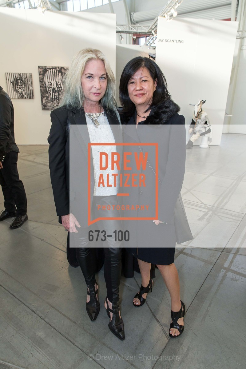 Cheryl Haines, Joy Ou, Gala Vernissage & Varnished The After Party Presented by SFAI, Fort Mason. Pier 2, May 14th, 2015,Drew Altizer, Drew Altizer Photography, full-service agency, private events, San Francisco photographer, photographer california