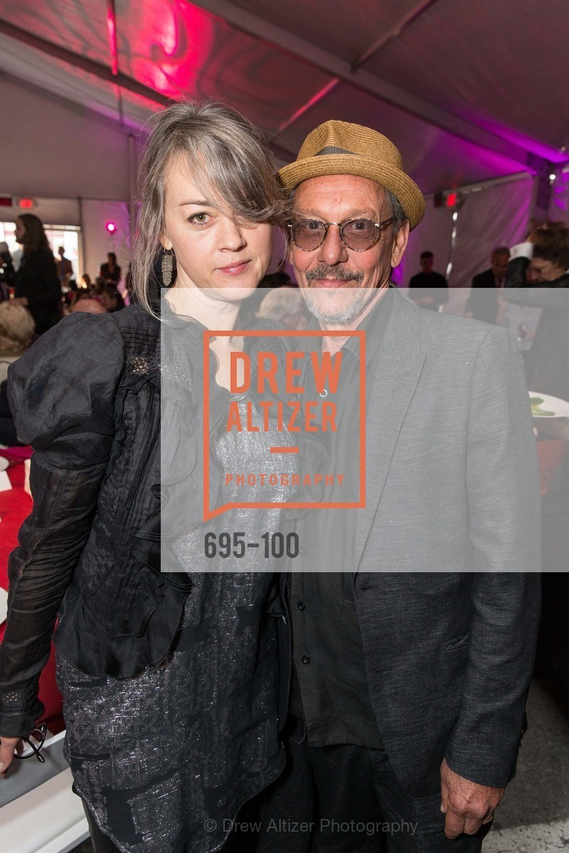 Tony Labat, Jennifer Rissler, Gala Vernissage & Varnished The After Party Presented by SFAI, Fort Mason. Pier 2, May 14th, 2015,Drew Altizer, Drew Altizer Photography, full-service event agency, private events, San Francisco photographer, photographer California