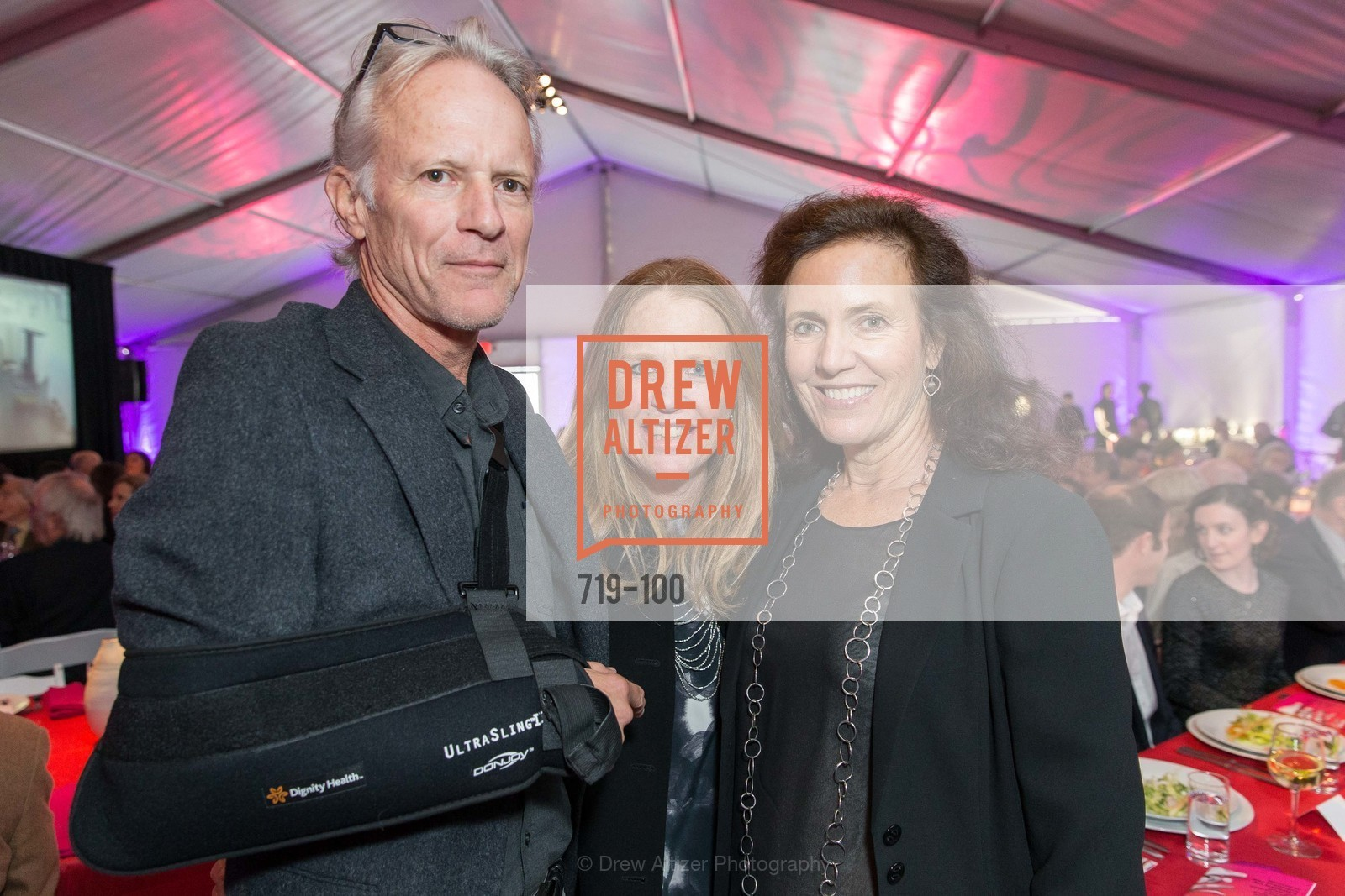 John Hood, Kirby Walker, Hilary Hoodd, Gala Vernissage & Varnished The After Party Presented by SFAI, Fort Mason. Pier 2, May 14th, 2015,Drew Altizer, Drew Altizer Photography, full-service event agency, private events, San Francisco photographer, photographer California