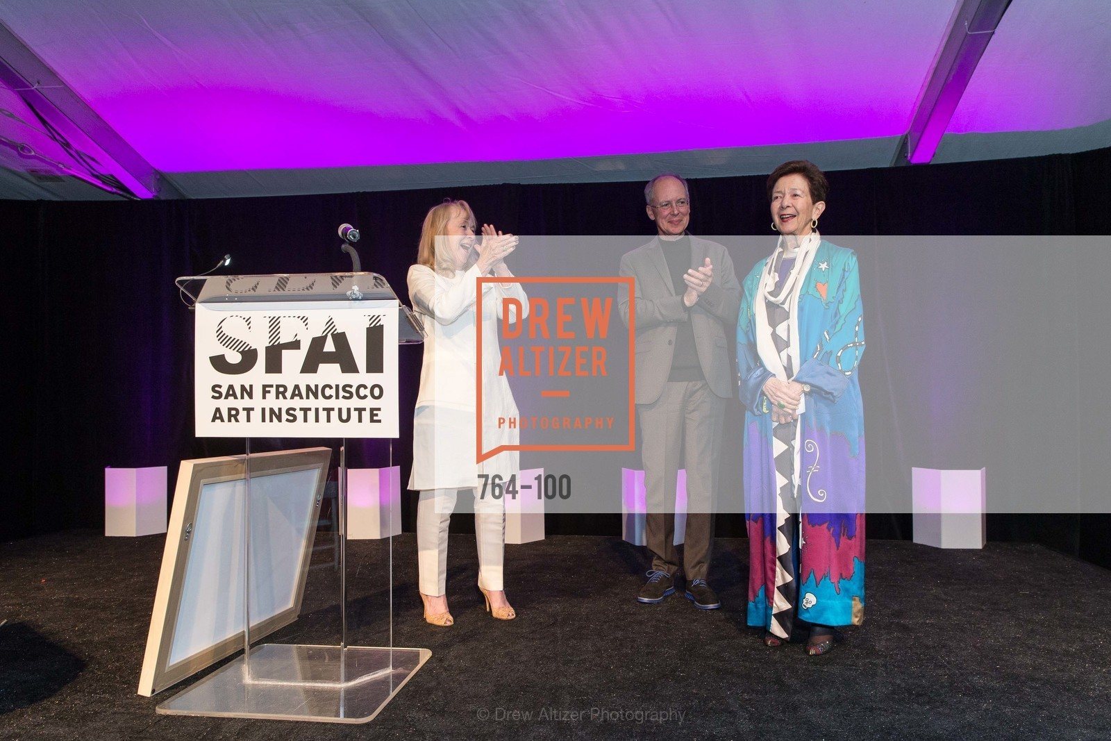 Cynthia Plevin, Charles Desmarais, Cissie Swig, Gala Vernissage & Varnished The After Party Presented by SFAI, Fort Mason. Pier 2, May 14th, 2015,Drew Altizer, Drew Altizer Photography, full-service event agency, private events, San Francisco photographer, photographer California
