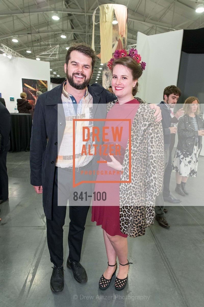 John Christiansen, Kelsey Shell, Gala Vernissage & Varnished The After Party Presented by SFAI, Fort Mason. Pier 2, May 14th, 2015,Drew Altizer, Drew Altizer Photography, full-service agency, private events, San Francisco photographer, photographer california