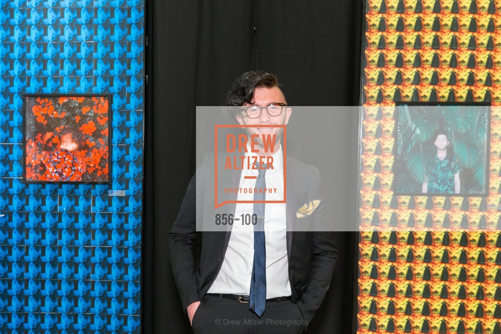 Aaron David Kissman, Gala Vernissage & Varnished The After Party Presented by SFAI, Fort Mason. Pier 2, May 14th, 2015,Drew Altizer, Drew Altizer Photography, full-service event agency, private events, San Francisco photographer, photographer California
