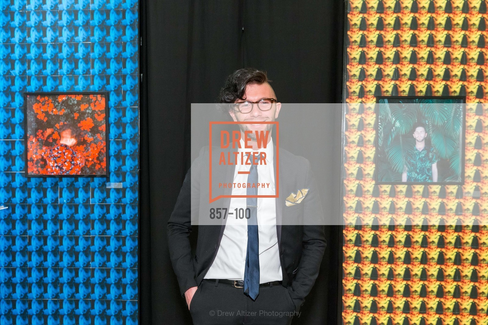 Aaron David Kissman, Gala Vernissage & Varnished The After Party Presented by SFAI, Fort Mason. Pier 2, May 14th, 2015,Drew Altizer, Drew Altizer Photography, full-service agency, private events, San Francisco photographer, photographer california