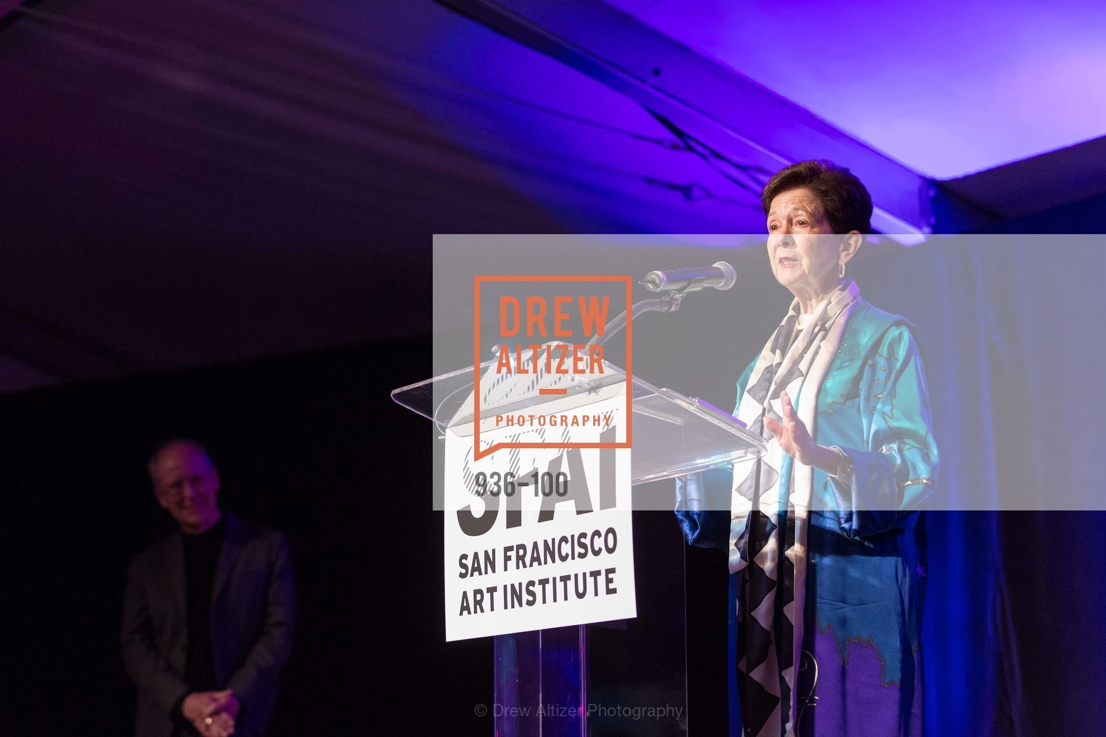 Cissie Swig, Gala Vernissage & Varnished The After Party Presented by SFAI, Fort Mason. Pier 2, May 14th, 2015
