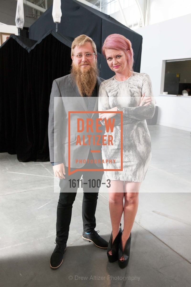 Jared Weiss, Christina Noren, Gala Vernissage & Varnished The After Party Presented by SFAI, Fort Mason. Pier 2, May 14th, 2015,Drew Altizer, Drew Altizer Photography, full-service event agency, private events, San Francisco photographer, photographer California
