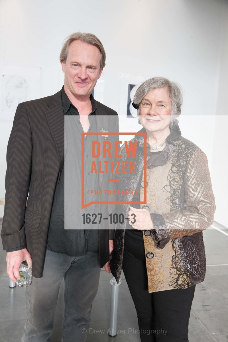 Brad Brown, Sandra Hobson, Gala Vernissage & Varnished The After Party Presented by SFAI, Fort Mason. Pier 2, May 14th, 2015