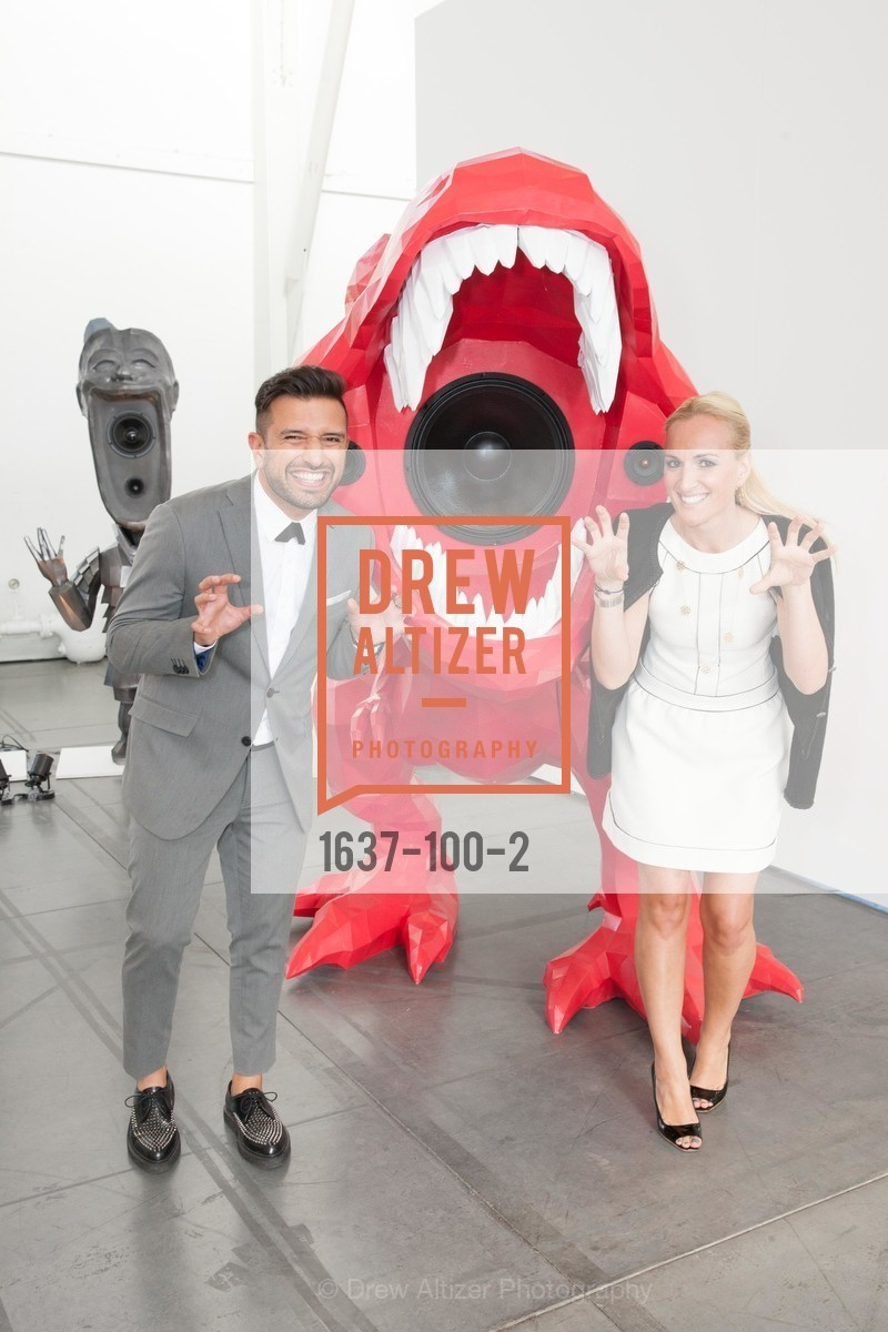 David Mohammadi, Mia Mandich, Gala Vernissage & Varnished The After Party Presented by SFAI, Fort Mason. Pier 2, May 14th, 2015,Drew Altizer, Drew Altizer Photography, full-service event agency, private events, San Francisco photographer, photographer California