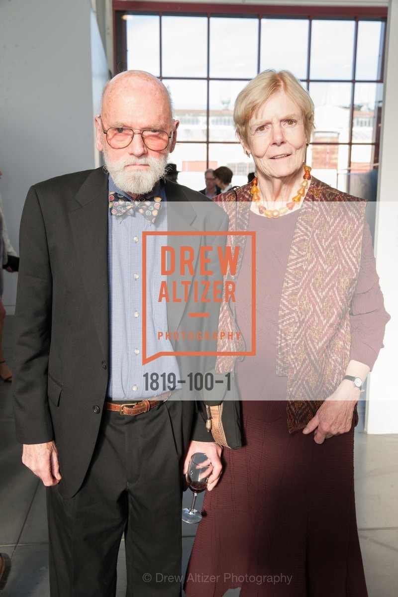 Robert Bechtle, Whitney Chadwick, Gala Vernissage & Varnished The After Party Presented by SFAI, Fort Mason. Pier 2, May 14th, 2015,Drew Altizer, Drew Altizer Photography, full-service agency, private events, San Francisco photographer, photographer california