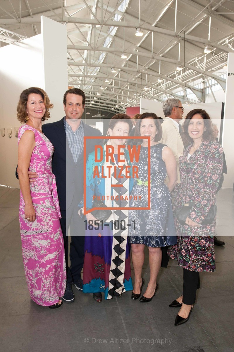 Simone LaCorte, Nick Heldfond, Cissie Swig, Marjorie Swig, Darian Swig, Gala Vernissage & Varnished The After Party Presented by SFAI, Fort Mason. Pier 2, May 14th, 2015,Drew Altizer, Drew Altizer Photography, full-service agency, private events, San Francisco photographer, photographer california