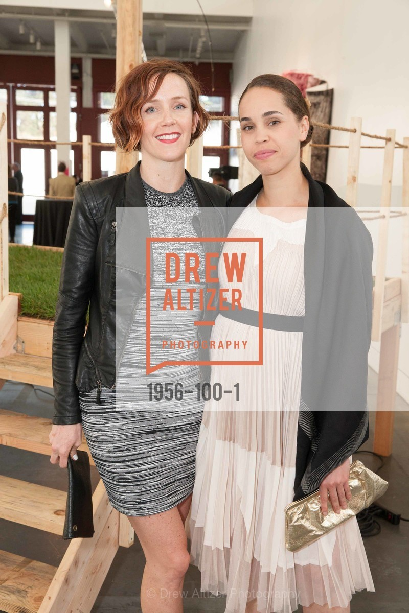 Cascade Wilhelm, Piersa Nuriad, Gala Vernissage & Varnished The After Party Presented by SFAI, Fort Mason. Pier 2, May 14th, 2015,Drew Altizer, Drew Altizer Photography, full-service agency, private events, San Francisco photographer, photographer california