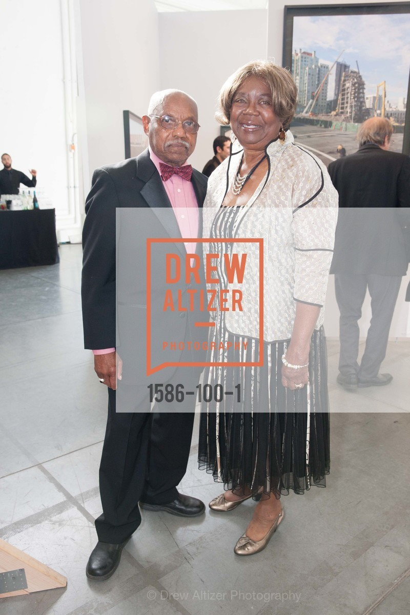 David Johnson, Jackie Johnson, Gala Vernissage & Varnished The After Party Presented by SFAI, Fort Mason. Pier 2, May 14th, 2015