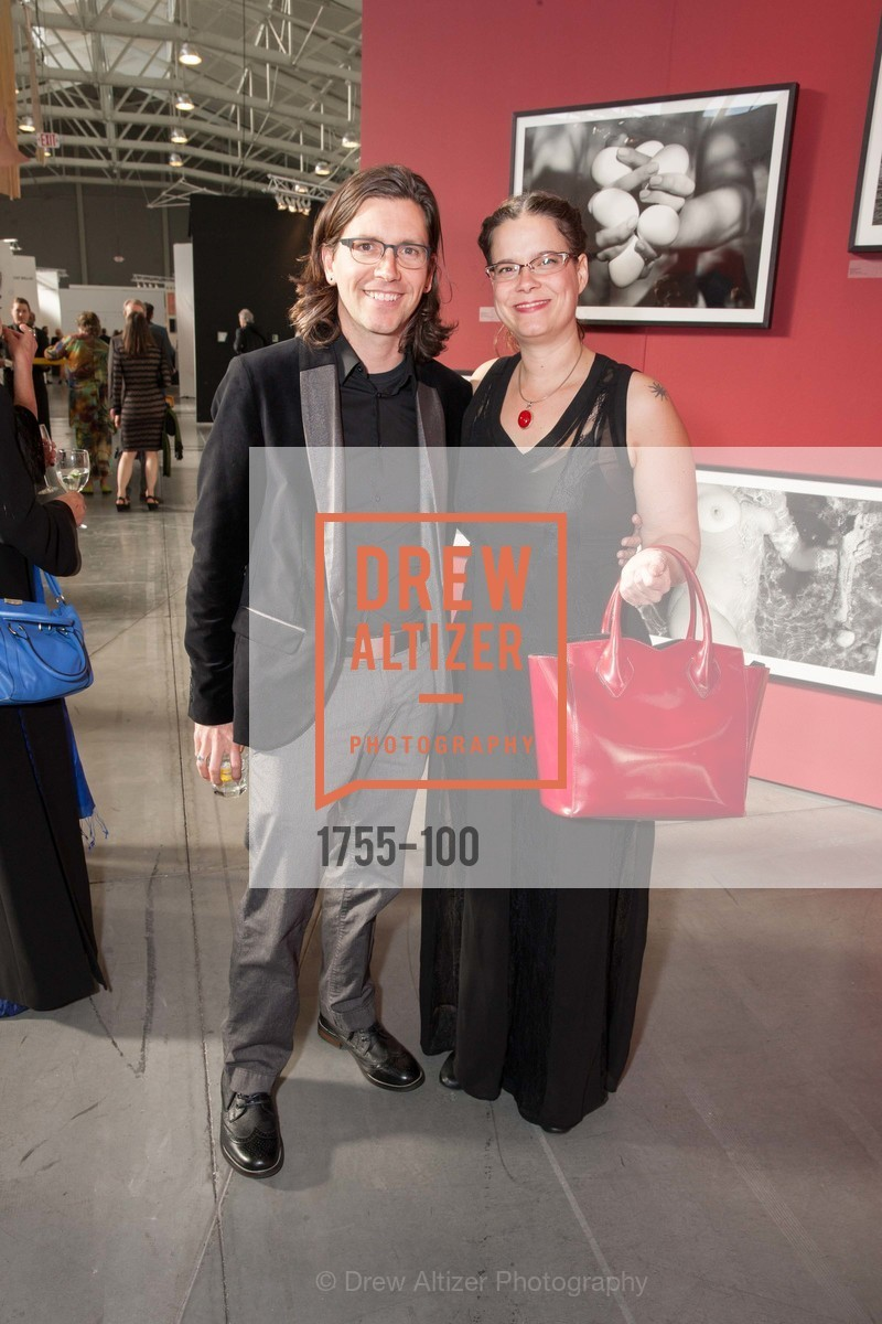 Michael DiAngelo, Christine Pittman, Gala Vernissage & Varnished The After Party Presented by SFAI, Fort Mason. Pier 2, May 14th, 2015,Drew Altizer, Drew Altizer Photography, full-service agency, private events, San Francisco photographer, photographer california