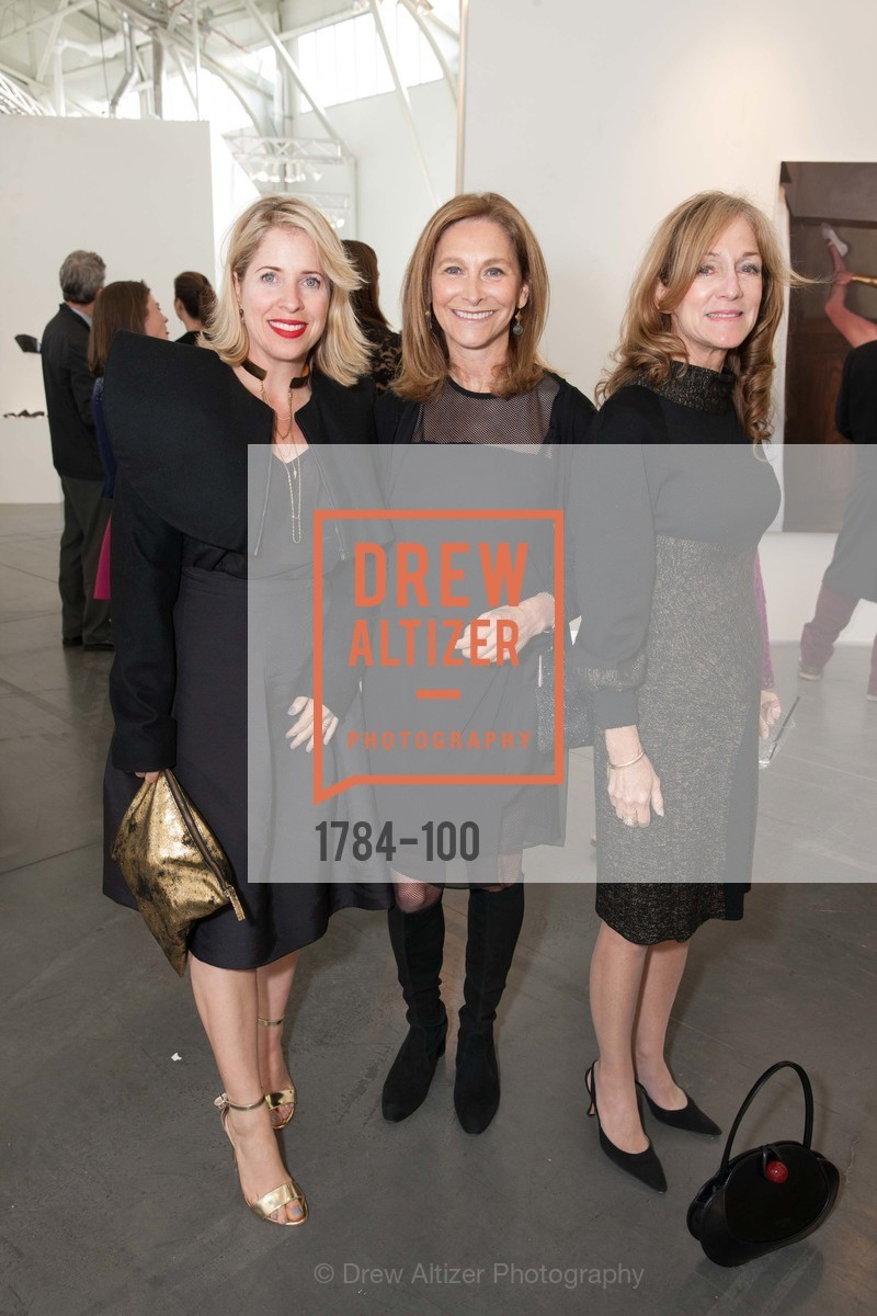 Tiffany Shlain, Sari Swig, Jill Manton, Gala Vernissage & Varnished The After Party Presented by SFAI, Fort Mason. Pier 2, May 14th, 2015,Drew Altizer, Drew Altizer Photography, full-service agency, private events, San Francisco photographer, photographer california