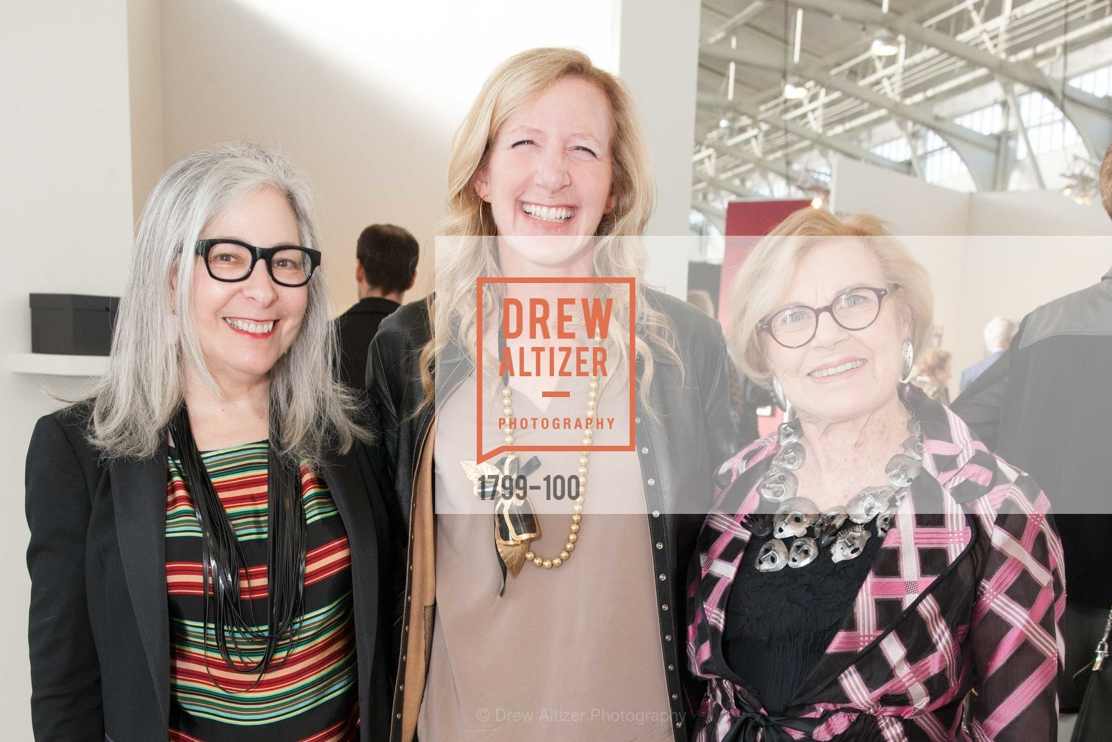 Lori Starr, Wendy Yanowitch, Dorothy Saxe, Gala Vernissage & Varnished The After Party Presented by SFAI, Fort Mason. Pier 2, May 14th, 2015,Drew Altizer, Drew Altizer Photography, full-service agency, private events, San Francisco photographer, photographer california