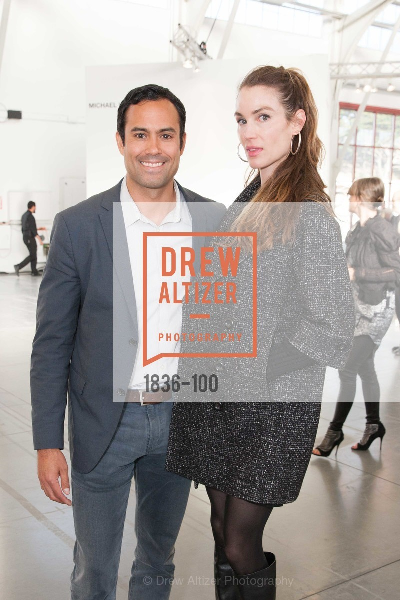 Mark McDonald, Lucia McDonald, Gala Vernissage & Varnished The After Party Presented by SFAI, Fort Mason. Pier 2, May 14th, 2015,Drew Altizer, Drew Altizer Photography, full-service event agency, private events, San Francisco photographer, photographer California