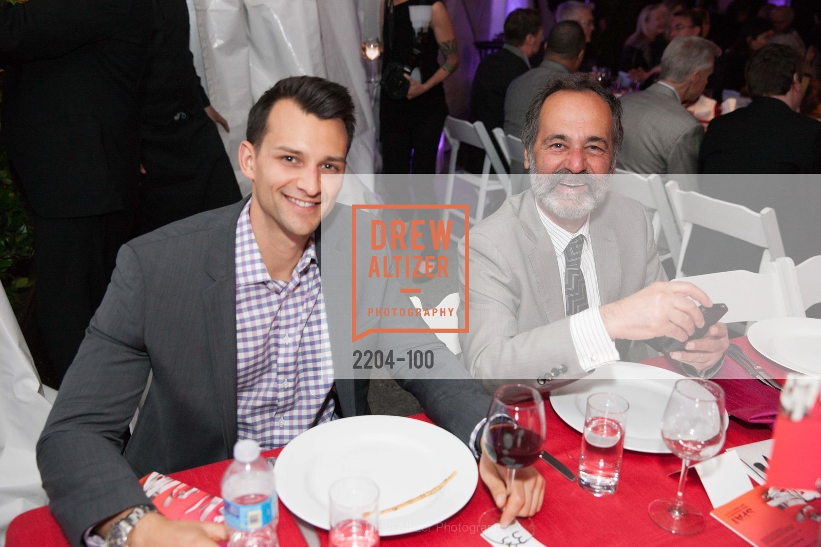 Paul Martinez, Rab Teballos, Gala Vernissage & Varnished The After Party Presented by SFAI, Fort Mason. Pier 2, May 14th, 2015,Drew Altizer, Drew Altizer Photography, full-service agency, private events, San Francisco photographer, photographer california