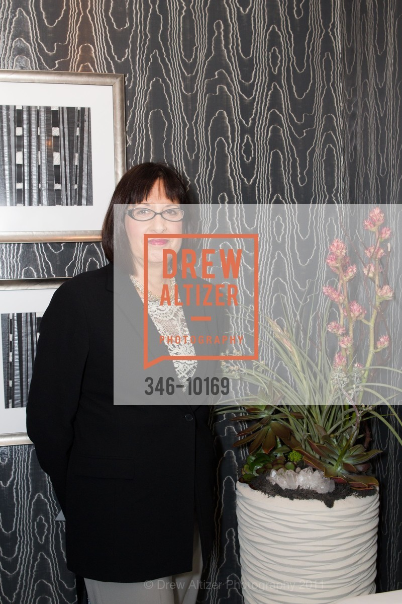JoAnn Hartley at San Francisco Decorator Showcase