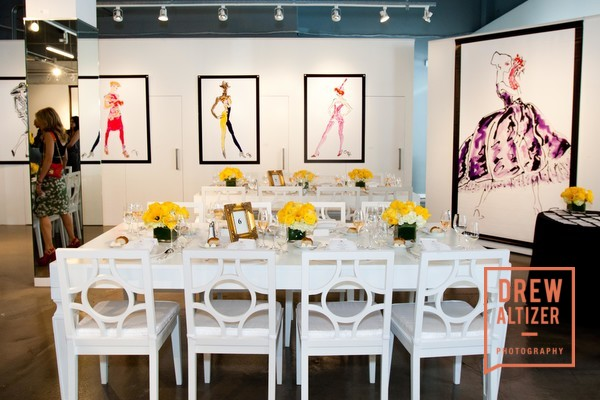 ACADEMY OF ART UNIVERSITY School of Fashion Private VIP Luncheon