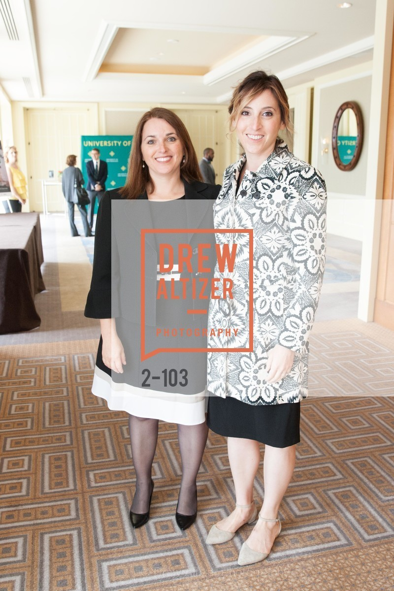 Leslie Theodore, Lindsay Kopecky, USF's Women in Leadership & Philanthropy Luncheon, Four Seasons. 757 Market St, San Francisco, CA‎, May 14th, 2015,Drew Altizer, Drew Altizer Photography, full-service event agency, private events, San Francisco photographer, photographer California