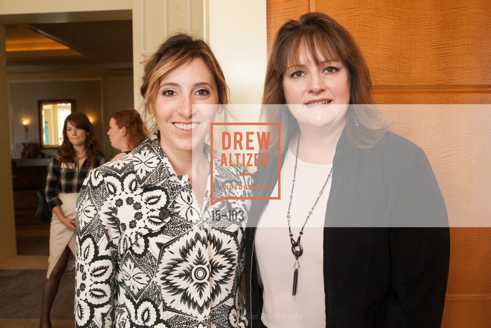 Lindsay Kopecky, Irene Lamply, USF's Women in Leadership & Philanthropy Luncheon, Four Seasons. 757 Market St, San Francisco, CA, May 14th, 2015,Drew Altizer, Drew Altizer Photography, full-service agency, private events, San Francisco photographer, photographer california