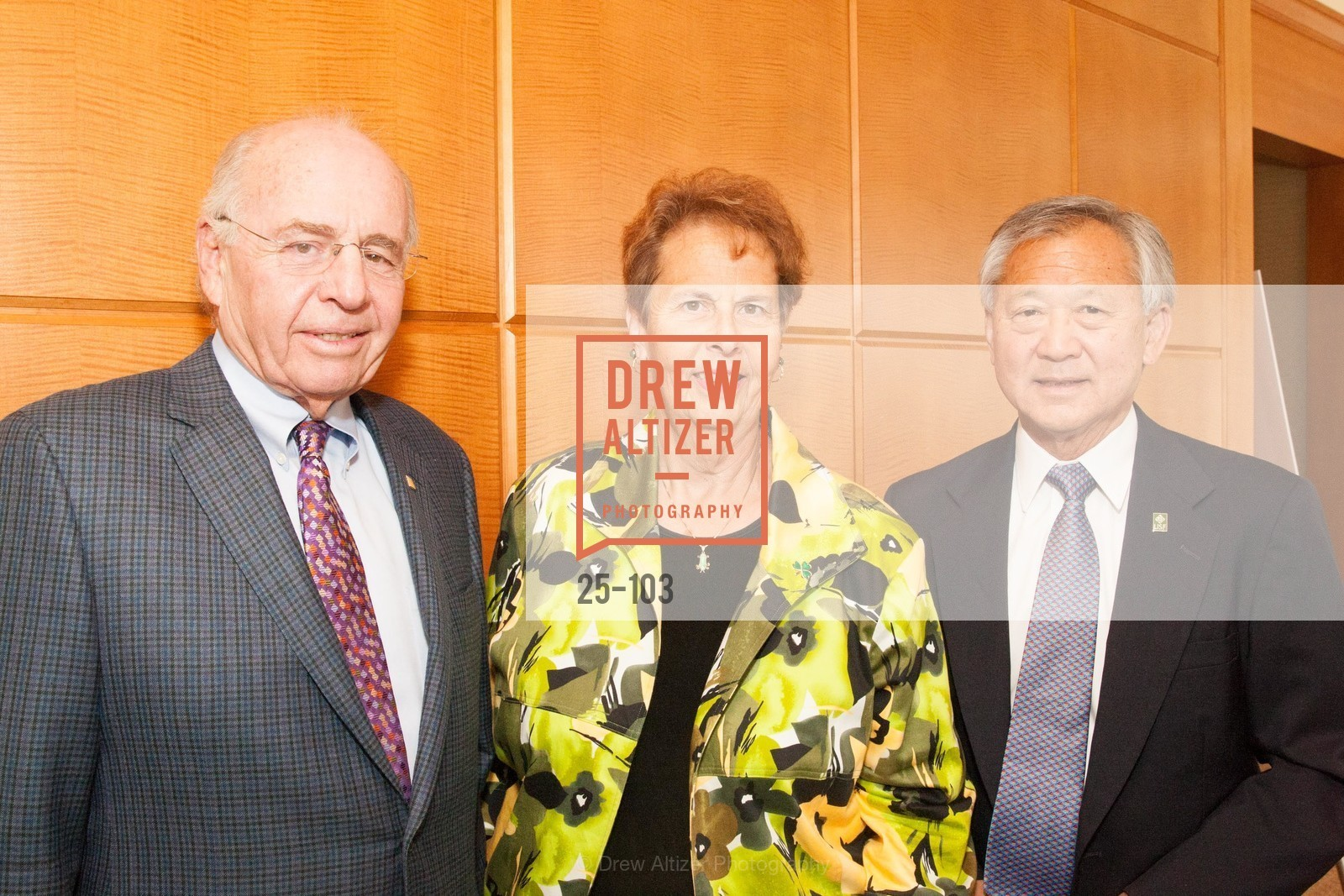 Tom Malloy, Linda Claridy, Kevin Leong, USF's Women in Leadership & Philanthropy Luncheon, Four Seasons. 757 Market St, San Francisco, CA, May 14th, 2015,Drew Altizer, Drew Altizer Photography, full-service agency, private events, San Francisco photographer, photographer california