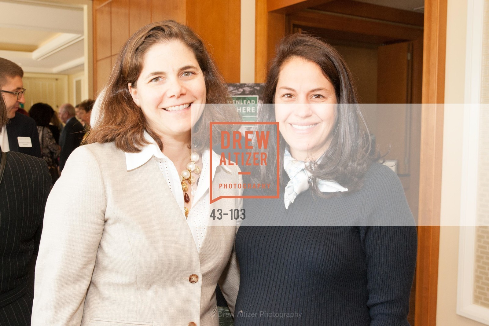 Joy Woeber, Anna Morfit, USF's Women in Leadership & Philanthropy Luncheon, Four Seasons. 757 Market St, San Francisco, CA‎, May 14th, 2015,Drew Altizer, Drew Altizer Photography, full-service agency, private events, San Francisco photographer, photographer california