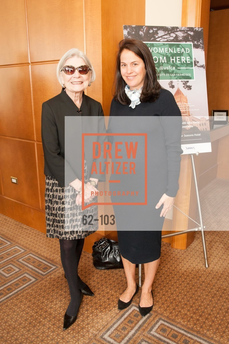 Dolores Mckeever-Donahue, Anna Morfit, USF's Women in Leadership & Philanthropy Luncheon, Four Seasons. 757 Market St, San Francisco, CA‎, May 14th, 2015,Drew Altizer, Drew Altizer Photography, full-service event agency, private events, San Francisco photographer, photographer California