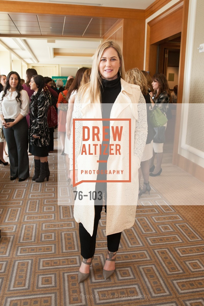 Kelcey Trefethen, USF's Women in Leadership & Philanthropy Luncheon, Four Seasons. 757 Market St, San Francisco, CA, May 14th, 2015,Drew Altizer, Drew Altizer Photography, full-service agency, private events, San Francisco photographer, photographer california