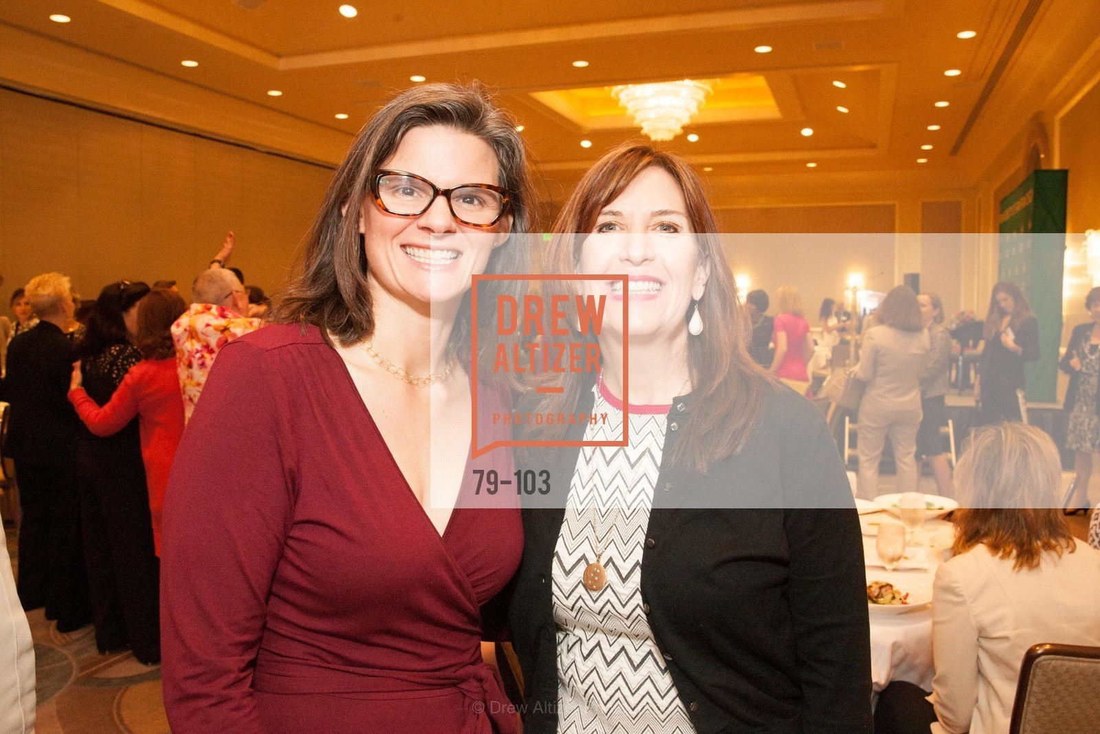 Courtney Young-Law, Ellen Kelly Baley, USF's Women in Leadership & Philanthropy Luncheon, Four Seasons. 757 Market St, San Francisco, CA, May 14th, 2015,Drew Altizer, Drew Altizer Photography, full-service event agency, private events, San Francisco photographer, photographer California