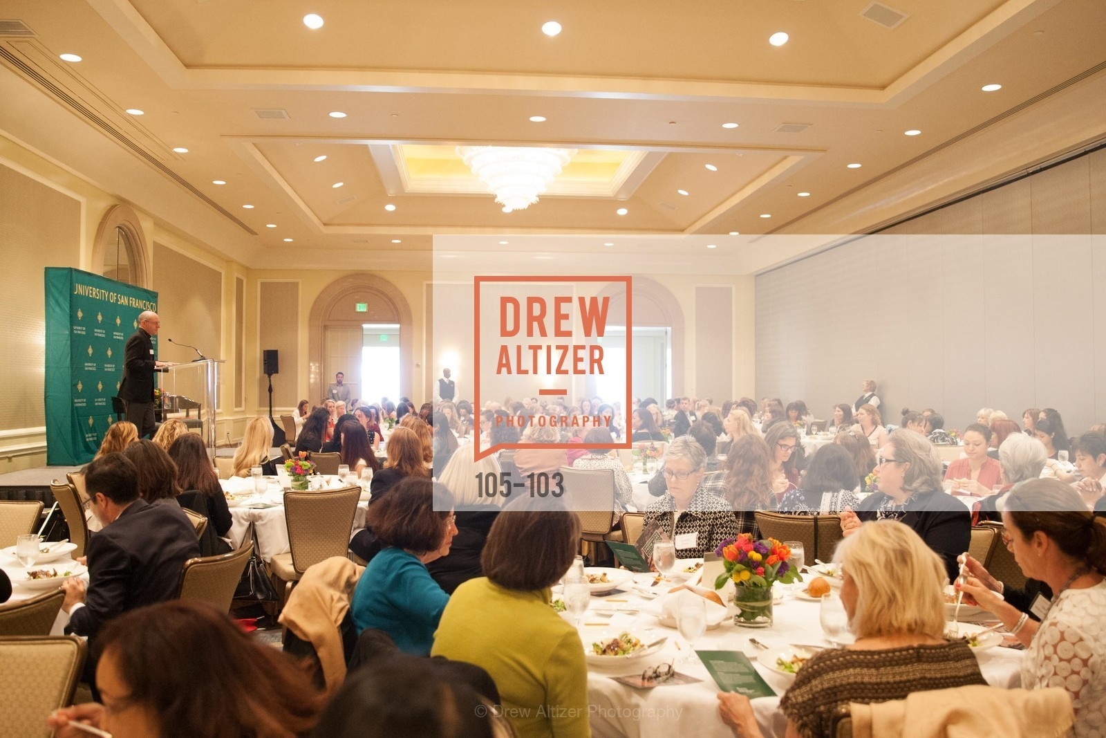 atmosphere, USF's Women in Leadership & Philanthropy Luncheon, May 14th, 2015, Photo,Drew Altizer, Drew Altizer Photography, full-service agency, private events, San Francisco photographer, photographer california
