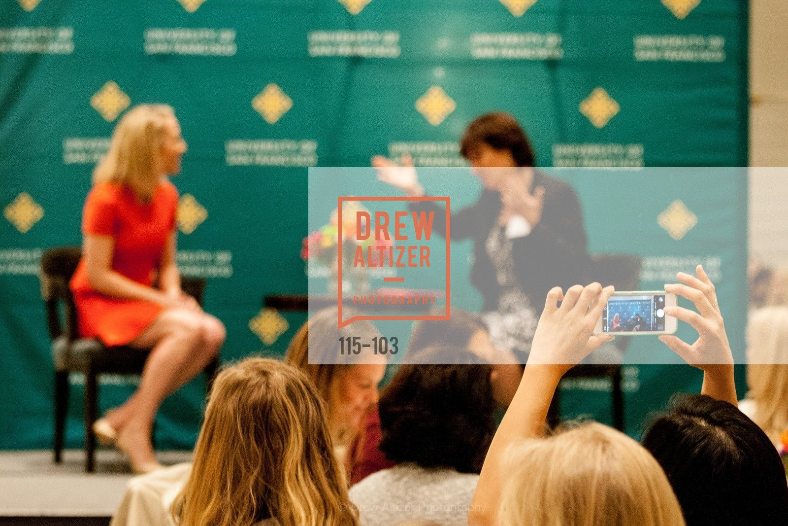 Top picks, USF's Women in Leadership & Philanthropy Luncheon, May 14th, 2015, Photo,Drew Altizer, Drew Altizer Photography, full-service event agency, private events, San Francisco photographer, photographer California