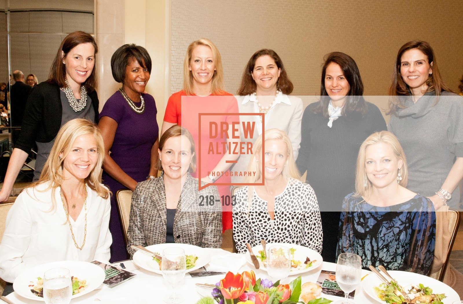 Mary Miller, Mary Graf, Jeana Toney, Katie Rothschild, Julia Hartz, Andrea Zola, USF's Women in Leadership & Philanthropy Luncheon, Four Seasons. 757 Market St, San Francisco, CA‎, May 14th, 2015,Drew Altizer, Drew Altizer Photography, full-service agency, private events, San Francisco photographer, photographer california